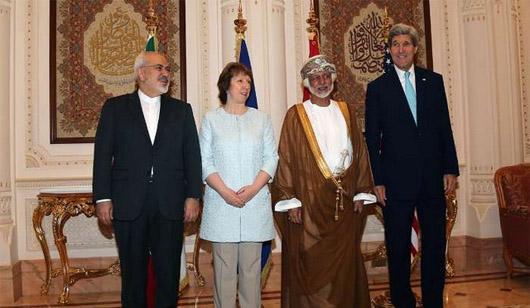 مذاکرات عمان